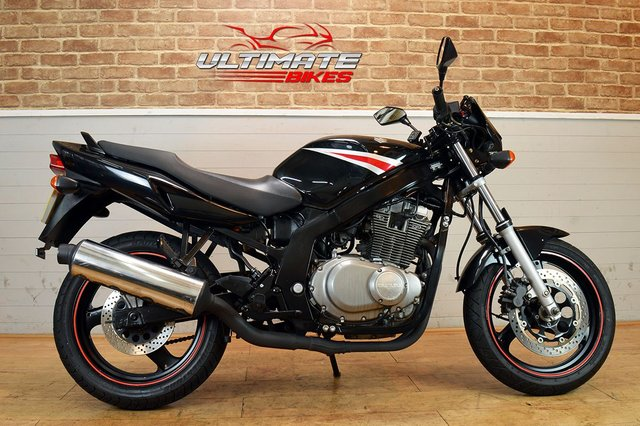 USED 2007 07 SUZUKI GS 500 K5  - FREE NATIONWIDE DELIVERY