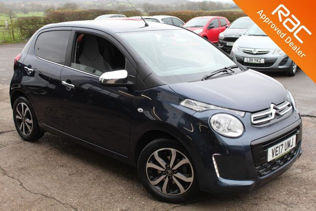 USED 2017 17 CITROEN C1 1.0 FLAIR ETG 5d 68 BHP VIEW AND RESERVE ONLINE OR CALL 01527-853940 FOR MORE INFO.