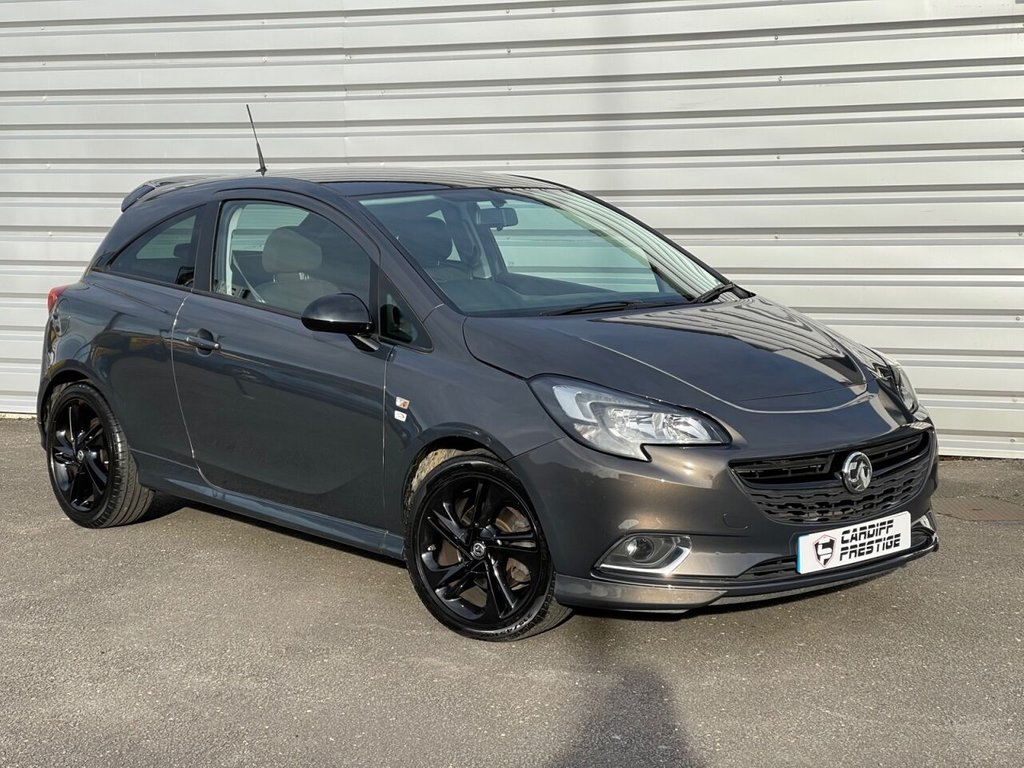 USED 2015 65 VAUXHALL CORSA 1.4 LIMITED EDITION S/S 3d 99 BHP CLICK & COLLECT / HOME DELIVERY