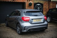 USED 2015 65 MERCEDES-BENZ A-CLASS 2.1 A200 CDI AMG NIGHT EDITION 5d AUTO 134 BHP