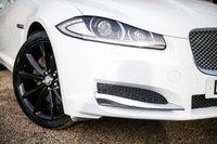 USED 2013 13 JAGUAR XF 2.2 D PREMIUM LUXURY 4d AUTO 200 BHP