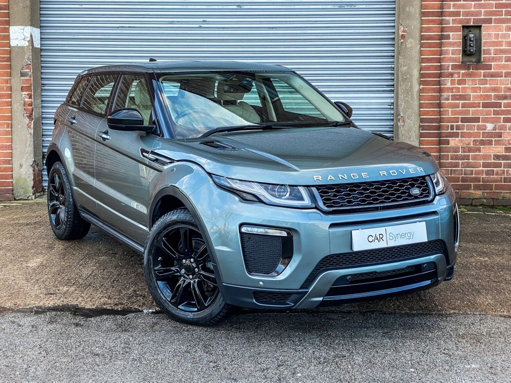 USED 2017 66 LAND ROVER RANGE ROVER EVOQUE 2.0 TD4 HSE DYNAMIC 5d 177 BHP