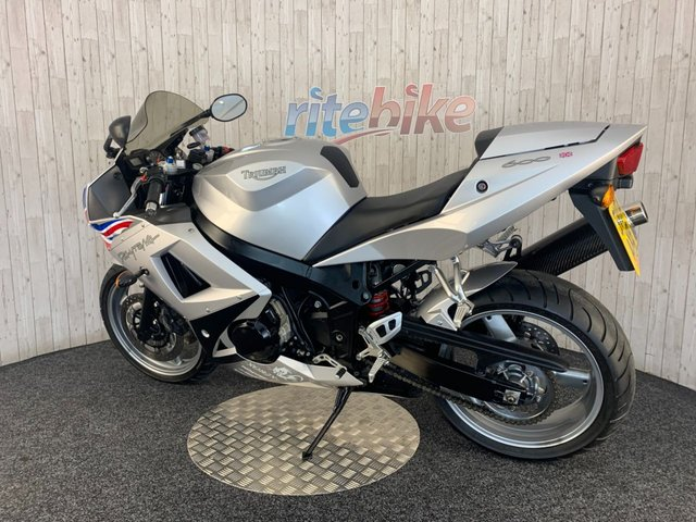 TRIUMPH DAYTONA 600 at Rite Bike