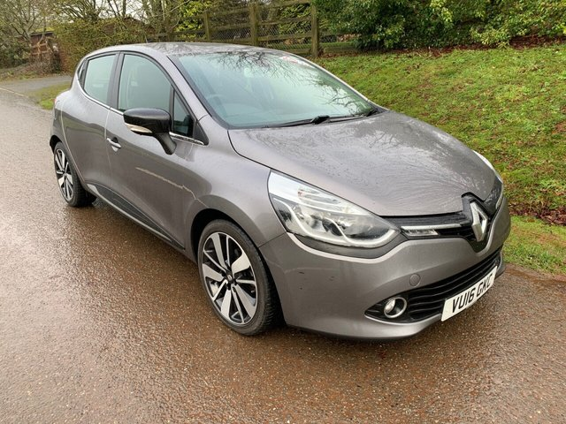 USED 2016 16 RENAULT CLIO 0.9 DYNAMIQUE S NAV TCE 5d 89 BHP ** £20 ROAD FUND ** MOT ** FULL RENAULT SERVICE HISTORY **