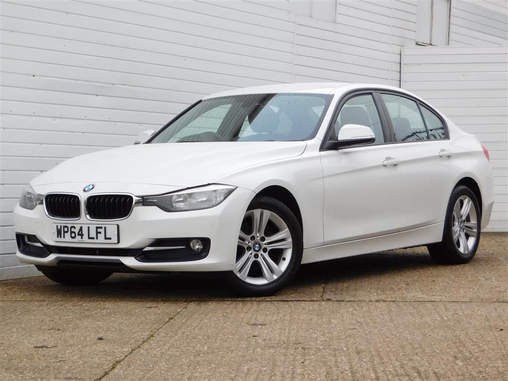 USED 2015 64 BMW 3 SERIES 2.0 316D SPORT 4d 114 BHP Buy Online Moneyback Guarantee