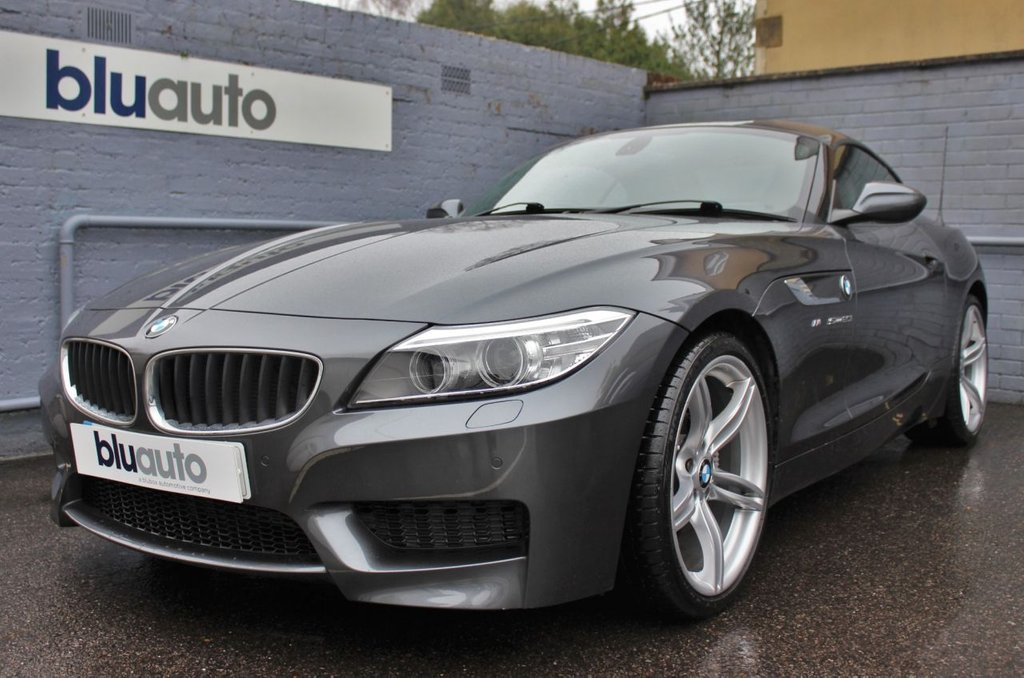USED 2016 16 BMW Z4 2.0 Z4 SDRIVE20I M SPORT ROADSTER 2d 181 BHP Full BMW Servicing, Over £5000 of Optional Features, 0-60 under 7 Seconds