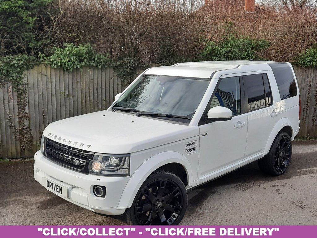 USED 2015 15 LAND ROVER DISCOVERY 4 DISCOVERY 4 3.0 SDV6 SE 7 SEATER