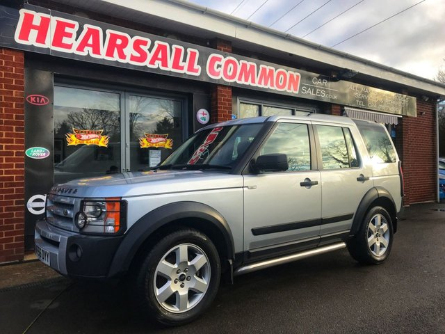 USED 2006 56 LAND ROVER DISCOVERY 2.7 3 TDV6 S 5d 188 BHP