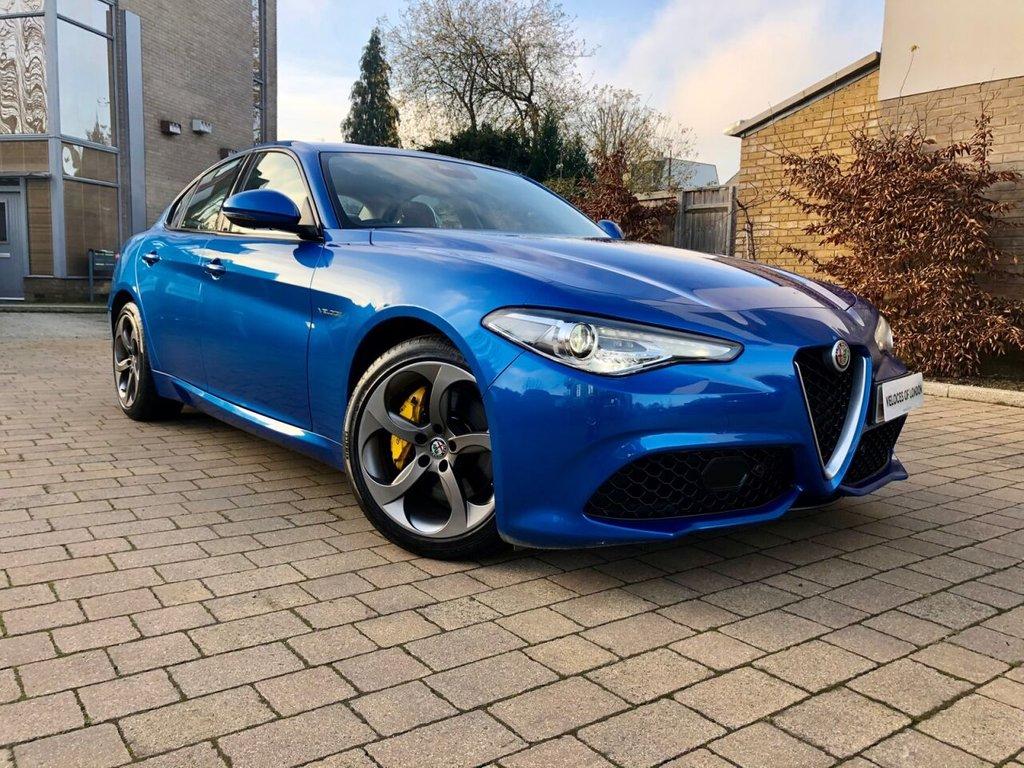USED 2018 18 ALFA ROMEO GIULIA 2.0L TB VELOCE 4d AUTO 277 BHP £3700 OF FACTORY EXTRAS