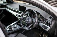 USED 2016 66 AUDI A4 2.0 AVANT TDI S LINE 5d AUTO 148 BHP