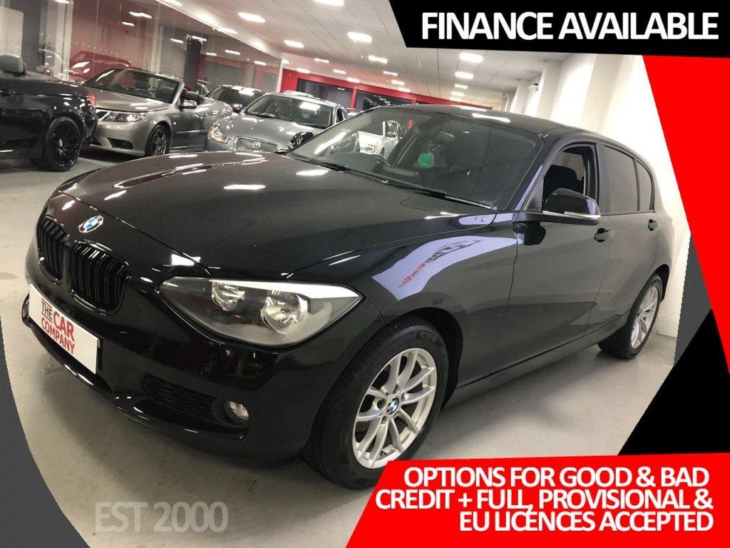 USED 2015 15 BMW 1 SERIES 2.0 116D SE 5d 114 BHP * SAT NAV * CRUISE CONTROL *