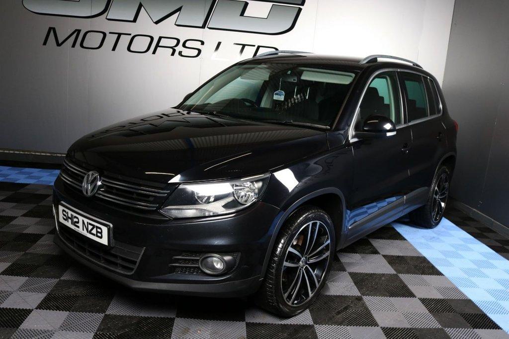 Volkswagen Tiguan Sport Tdi Bluemotion Technology 4motion