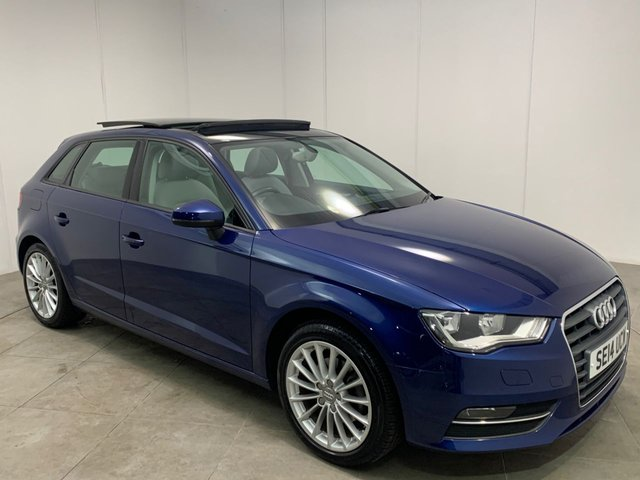 AUDI A3 at Peter Scott Cars