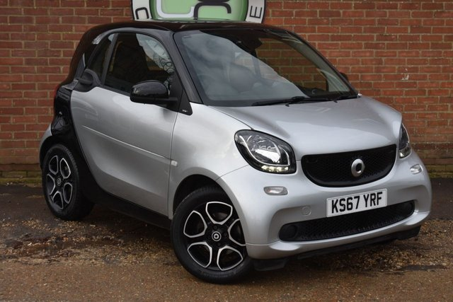 USED 2017 67 SMART FORTWO 0.9 PRIME PREMIUM T 2d AUTO 90 BHP WE OFFER FINANCE ON THIS CAR