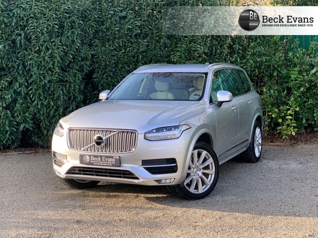 USED 2017 67 VOLVO XC90 2.0 D5 POWERPULSE INSCRIPTION PRO AWD 5d 231 BHP