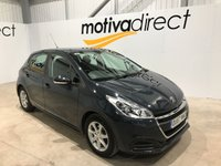 USED 2017 67 PEUGEOT 208 1.2 ACTIVE 5d 68 BHP
