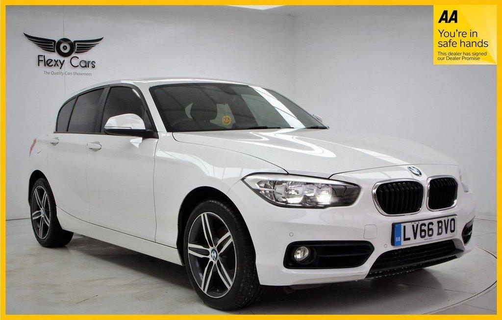 USED 2016 66 BMW 1 SERIES 2.0 120I SPORT 5d 181 BHP