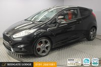 USED 2016 16 FORD FIESTA 1.6 ST-2 3d 180 BHP HEATED SEATS, DAB, BLUETOOTH, PRIVACY GLASS, LOW MILES...