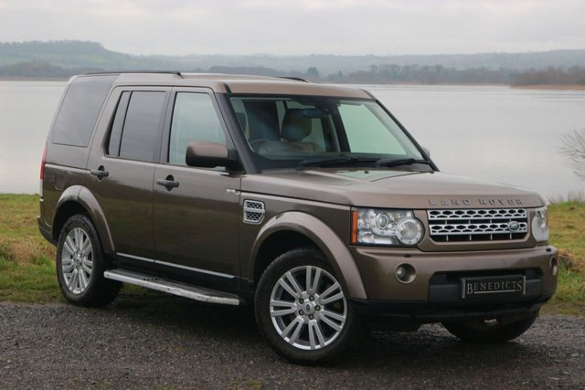 2011 61 LAND ROVER DISCOVERY 3.0 4 SDV6 XS 5d 255 BHP
