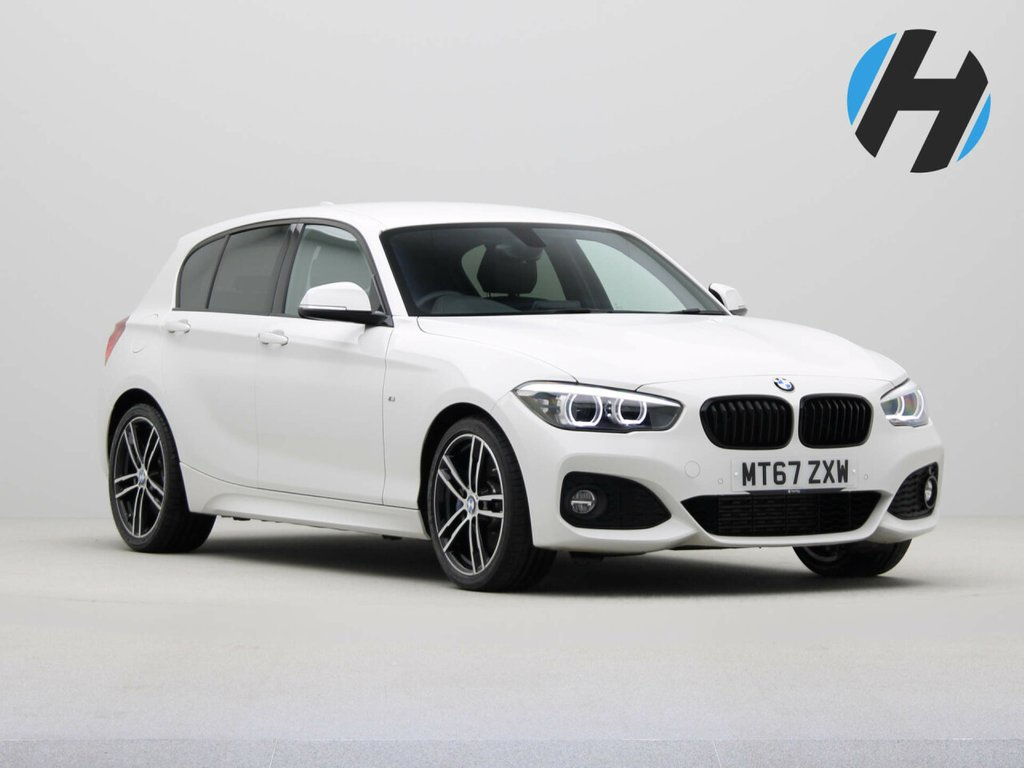 USED 2017 67 BMW 1 SERIES 2.0 118D M SPORT SHADOW EDITION 5dr