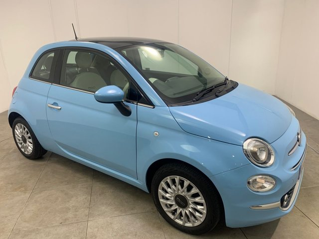FIAT 500 at Peter Scott Cars