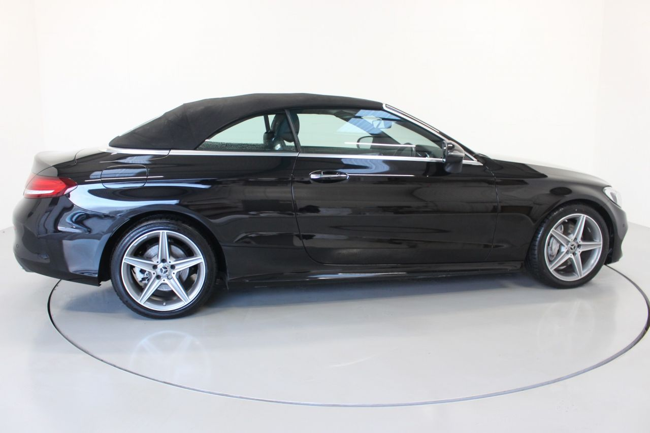 Used MERCEDES-BENZ C-CLASS for sale