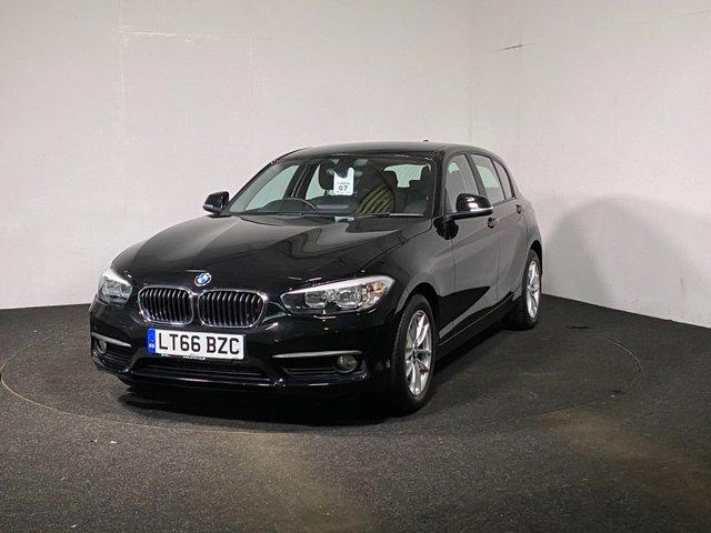 USED 2016 66 BMW 1 SERIES 1.5 118I SE 5d 134 BHP SAT NAV + GREAT VALUE