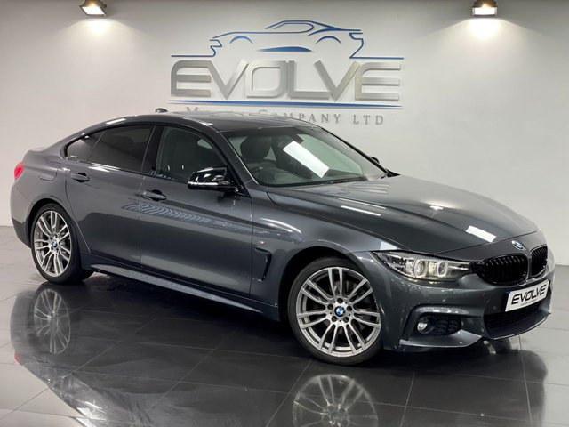 2018 BMW 4 SERIES 2.0 430I M SPORT GRAN COUPE 4d 248 BHP