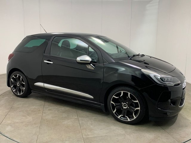DS DS 3 at Peter Scott Cars
