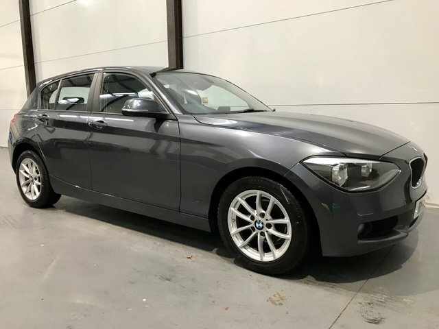 2014 14 BMW 1 SERIES 1.6 116I SE 5d 135 BHP