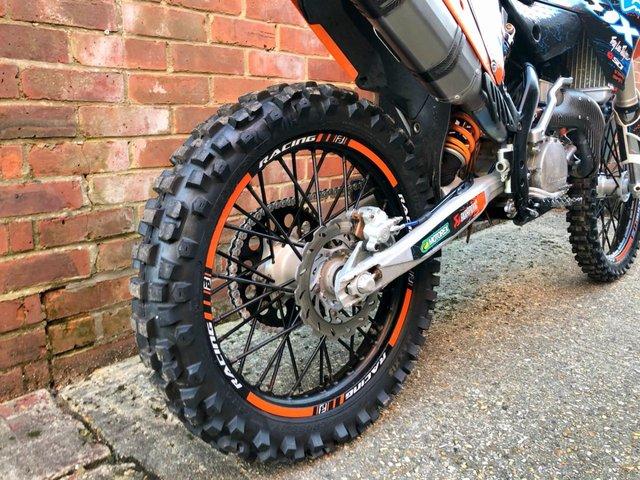 2011 58 KTM 250 SXF 250 SXF // ROAD LEGAL // MX // Enduro // 250cc // Px swap