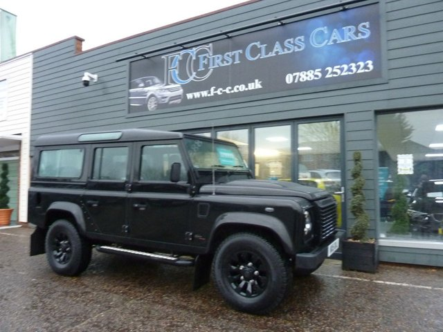2015 15 LAND ROVER DEFENDER 2.2 TD XS STATION WAGON 5d 175 BHP