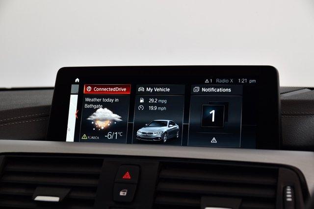USED 2018 18 BMW 4 SERIES 3.0 435d M Sport Auto xDrive (s/s) 2dr £52k New, MPerformance Pk, 19s