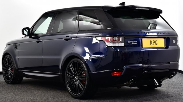 USED 2016 66 LAND ROVER RANGE ROVER SPORT 3.0 SD V6 HSE CommandShift 2 4X4 (s/s) 5dr £7k Extra's, 2017 MY, 1 Owner
