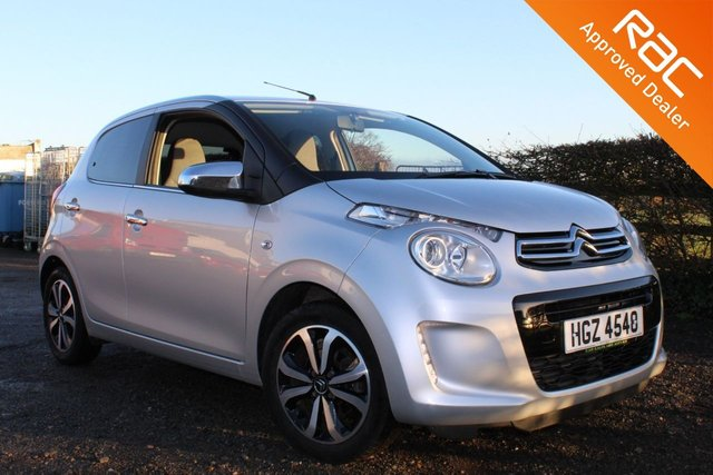 USED 2017 CITROEN C1 1.0 FLAIR ETG 5d 68 BHP VIEW AND RESERVE ONLINE OR CALL 01527-853940 FOR MORE INFO.