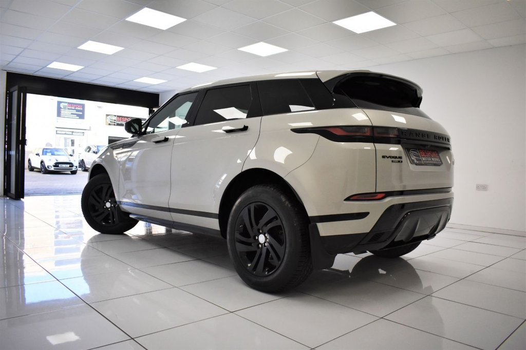 USED 2019 19 LAND ROVER RANGE ROVER EVOQUE 2.0 R-DYNAMIC S 5 DOOR