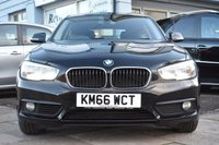 USED 2016 66 BMW 1 SERIES 1.5 118I SE 3d 134 BHP FINANCE FROM £239 PER MONTH £0 DEPOSIT