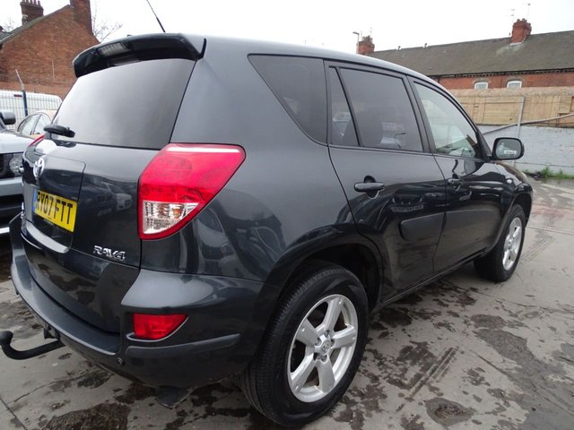 USED 2007 07 TOYOTA RAV4 2.2 XT-R D-4D  5d 4x4 DRIVES A1
