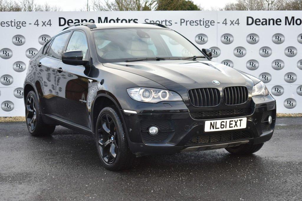 USED 2011 61 BMW X6 3.0 XDRIVE40D 4d 302 BHP BIG SPECIFICATION