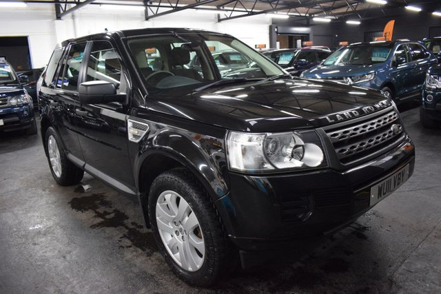 USED 2011 11 LAND ROVER FREELANDER 2 2.2 TD4 S 5d 150 BHP 4X4  GREAT VALUE 4X4 DIESEL - ONE PREVIOUS KEEPER - 19 INCH ALLOYS - TOWBAR