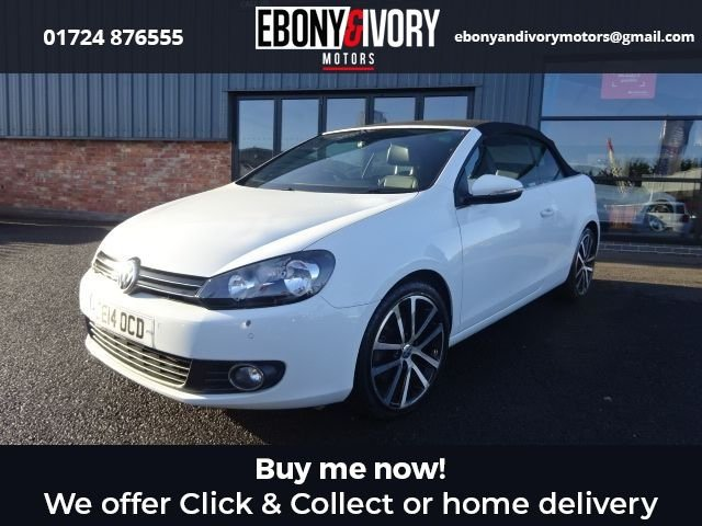 USED 2014 14 VOLKSWAGEN GOLF 2.0 GT TDI BLUEMOTION TECHNOLOGY 2d 139 BHP + FULL SERVICE HISTORY + 1 YEAR MOT AND BREAKDOWN COVER+NEW TIMING BELT & W/PUMP @66K
