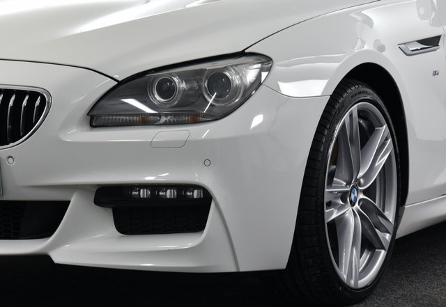 USED 2013 63 BMW 6 SERIES GRAN COUPE 3.0 640d M Sport Gran Coupe 4dr £70k New, F/BMW/S/H, Stunning