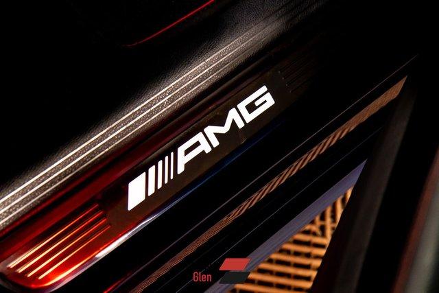 USED 2018 18 MERCEDES-BENZ C-CLASS 3.0 AMG C 43 4MATIC PREMIUM 4d 362 BHP Full Mercedes Benz Service History