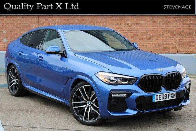 USED 2019 69 BMW X6 3.0 40i M Sport Auto xDrive (s/s) 5dr SATNAV,CAMERA,HEADS-UP,AMBIENT
