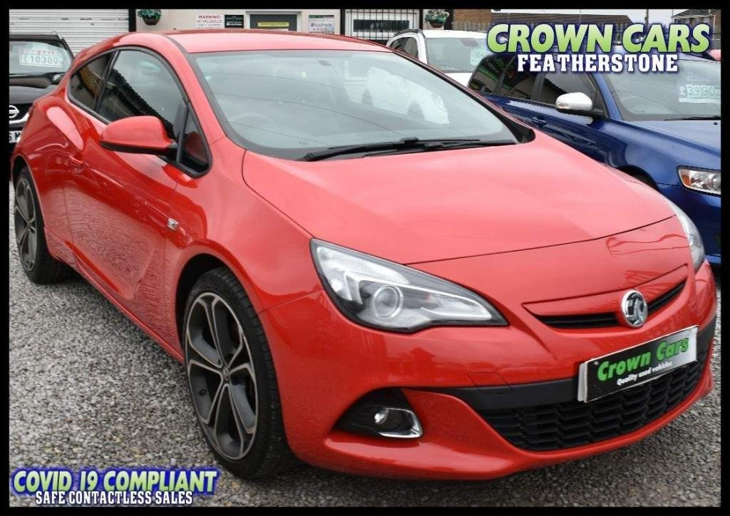 USED 2015 64 VAUXHALL ASTRA 1.4T 16V Limited Edition (s/s) 3dr FREE FINANCE ELIGIBILITY CHECK