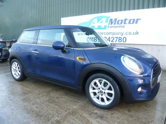 2014 64 MINI HATCH ONE 1.5 One D (s/s) 3dr