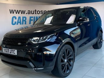 2017 LAND ROVER DISCOVERY 3.0 TD6 FIRST EDITION 5d 255 BHP £35000.00