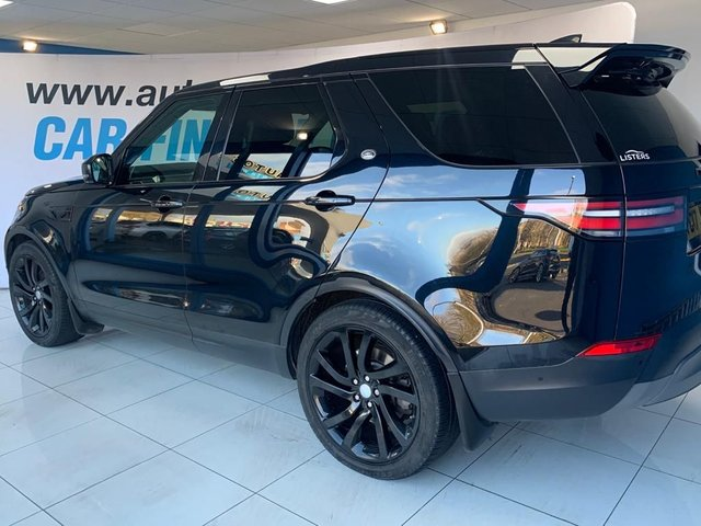 LAND ROVER DISCOVERY at Autos North West
