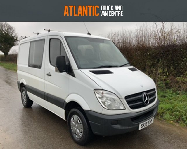 2013 13 MERCEDES-BENZ SPRINTER 316 CDI SWB