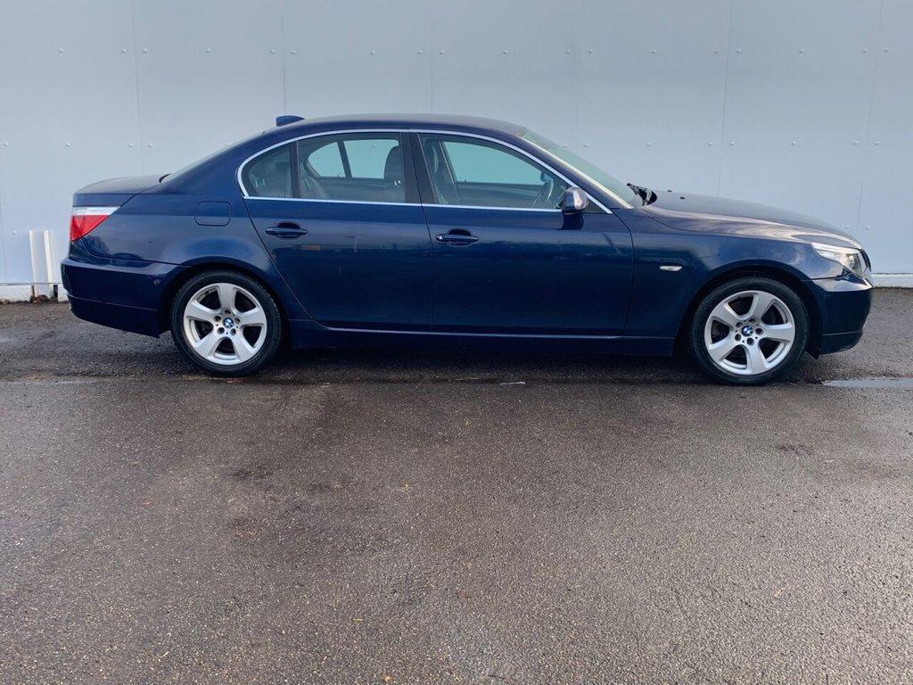 USED 2007 07 BMW 5 SERIES 2.0 520D SE 4d 161 BHP